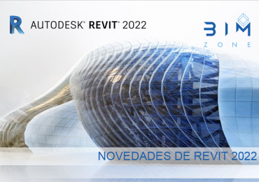 NOVEDADES DE REVIT 2022
